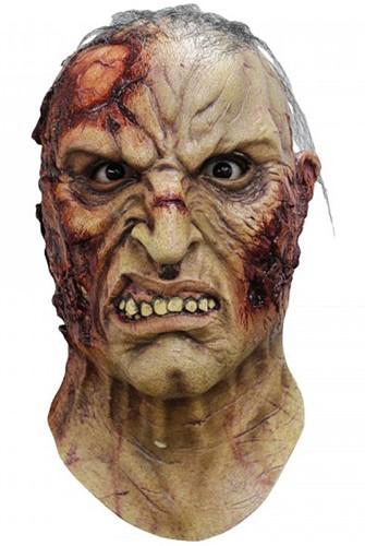 Halloween Zombie Mortus Masker Luxe (latex)