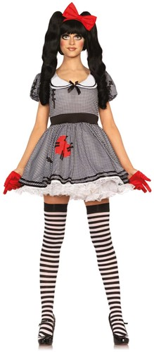 Wind-Up Doll Damesjurkje
