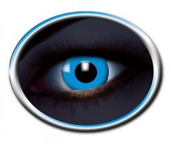 Blauwe Lenzen UV Flash