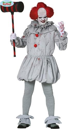 Killer Clown Herenkostuum