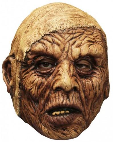 Luxe Oude Mummie Masker (Latex)