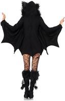 Cozy Bat Kostuum voor Dames-2