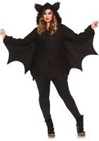 Cozy Bat Kostuum voor Dames-3
