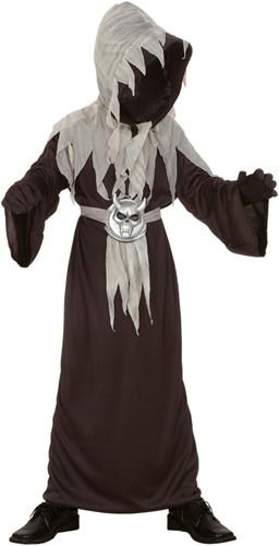 Skull Demon Kostuum voor Kinderen