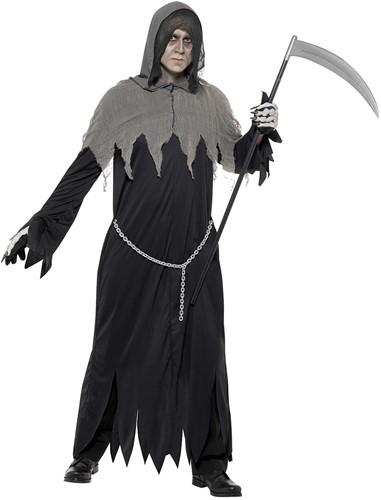 Halloween Kostuum Grim Reaper -2