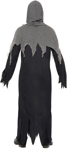 Halloween Kostuum Grim Reaper (achterkant)