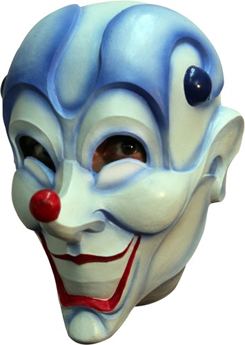 Latex Masker Pagliaccio (luxe)