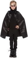 Cape Dracula Zwart voor kinderen