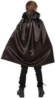 Cape Dracula Zwart voor kinderen-2
