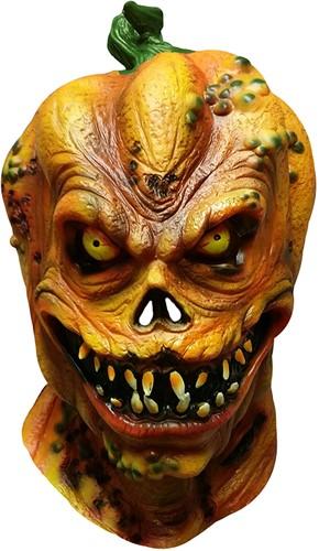 Latex Masker Scary Pumpkin