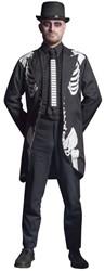 Skeletten Jas Halloween voor heren