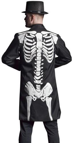Skeletten Jas Halloween voor heren-2