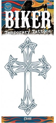 Tatoeage Cross
