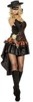 Dameskostuum Sexy Zorro