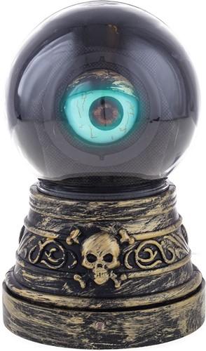 Decoratie Halloween Horror Oog met Bewegingssensor (18cm)