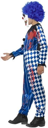 Creapy Clown Kinderkostuum (2dlg)-2