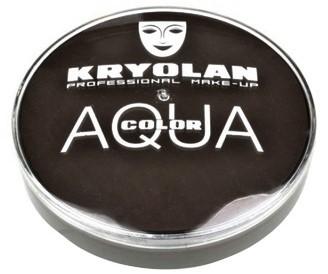 Kryolan Aquacolor 102 Donkerbruin (55ml)