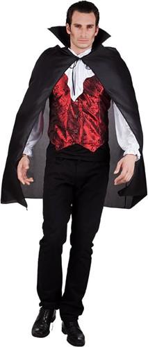 Cape Dracula Zwart Budget