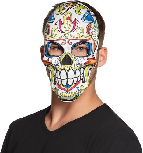 Mr. Day of the Dead Masker