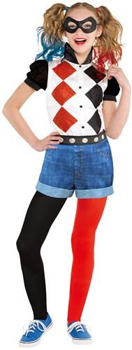 Kostuum Harley Quinn Kind