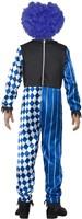 Creapy Clown Kinderkostuum (2dlg)-3