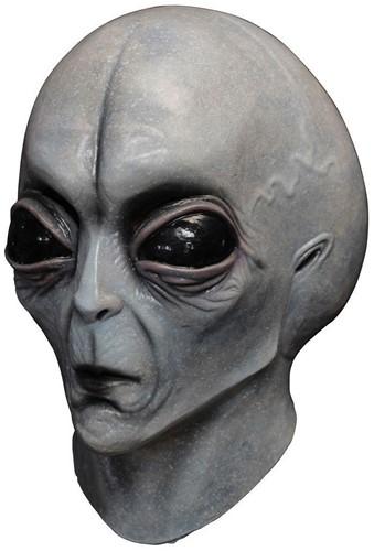 Masker Area 51 Alien (luxe)