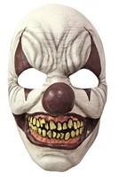 Grinning Clown Masker Latex (gezichtsmasker)