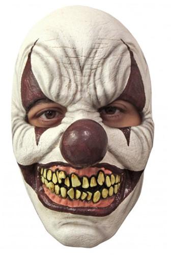 Grinning Clown Masker Latex (gezichtsmasker)-2