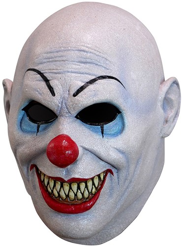 Masker Scary Clowning Latex Luxe