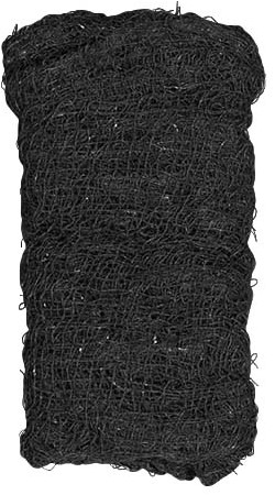 Zwarte Halloween Decoratiedoek (300 bij 70cm)