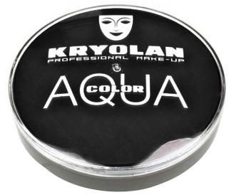 Kryolan Aquacolor 071 Zwart (55ml)