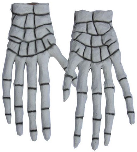 Handschoenen Skull