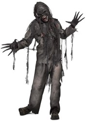 Kostuum Zombie (5dlg)