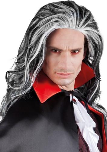 Pruik Vampier Louis