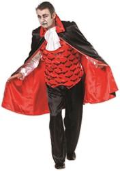 Herenkostuum Dracula Vleermuis