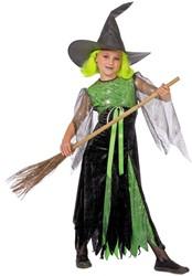 Meisjesjurk Heks Witchcraft