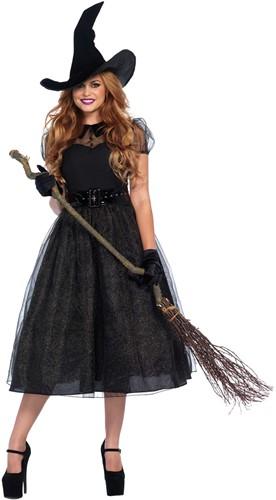 Heksenjurk Spellcaster Darling voor dames