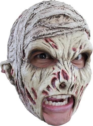 Masker Mummy Latex (Kinloos)