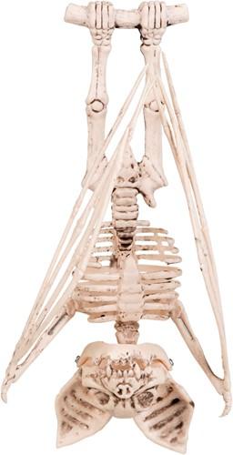 Vleermuisskelet Halloweenhangdeco (29cm)