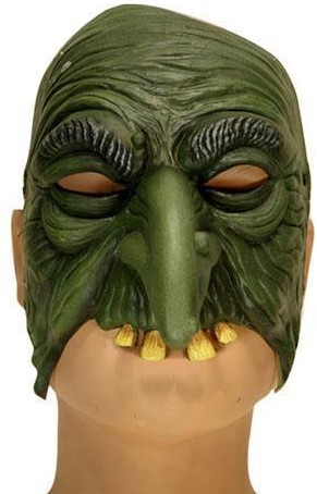 Heks Halfmasker
