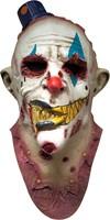 Mime Zack Clown Masker Luxe (latex)