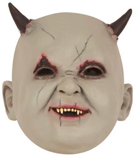 Masker Kind van de Duivel (Latex)