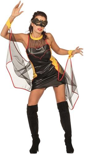 Dameskostuum Lady Vleermuis