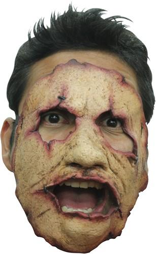 Masker Leatherface Latex (Gezichtsmasker)