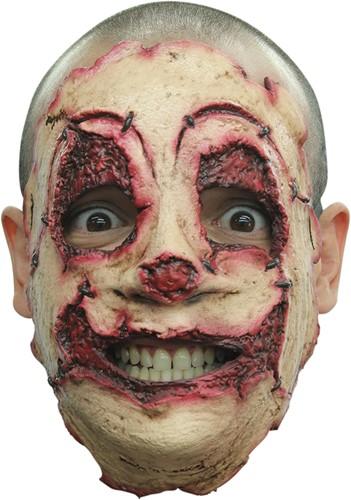 Masker Smiley Horror Latex (Gezichtsmasker)