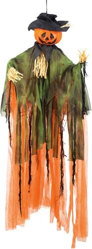 Hangdeco Vogelverschrikker Mr. Pumpkin (1m)