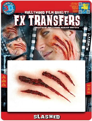 Professionele Special FX Wond - Slashed