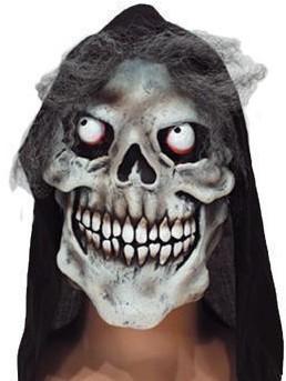 Masker Skull + Kap
