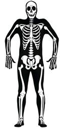 Skelettenpak Elasthaan (second skin suit)