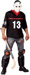 Halloweenkostuum Jason Friday the 13th